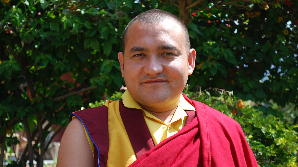 Khenpo Tamphel