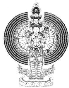 11 Avalokiteshvara sw