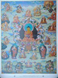 Poster_600-016_Shakyamuni