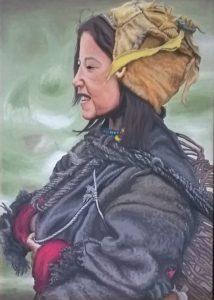602-004_Ladakh_Junge_Frau