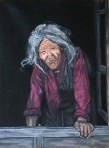 602-005_Ladakh_Alte_Frau