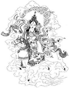 Achi Chökyi Dölma