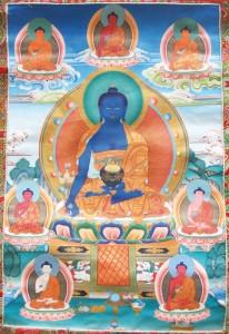Medizin-Buddhas
