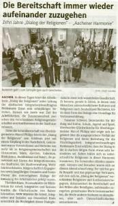 Jubiläum 10 Jahre Dialog, Super Mittwoch vom 25.11.2015