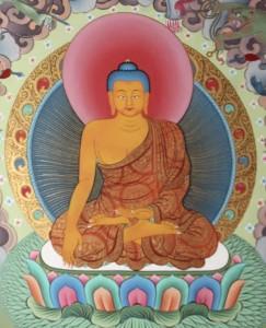 Erleuchtung des Buddha