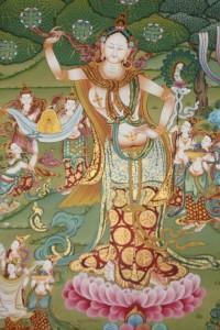 Geburt des Buddha