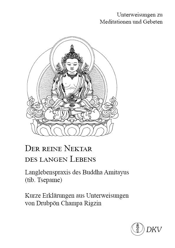 024-101-a5-de Erklärungen Amitayus kurz Champa Deckblatt